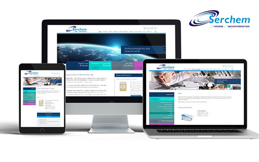 New website launch for Serchem